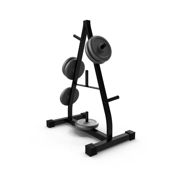 Thumbnail for Weight Plate Tree