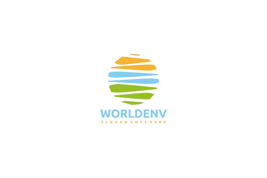 World Environment Logo