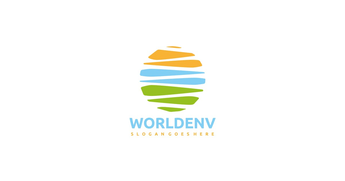 Download World Environment Logo by 3ab2ou