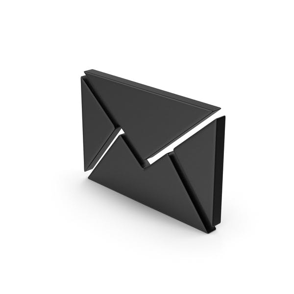 Black Symbol Message