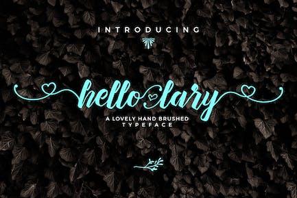 Hola Lary Font