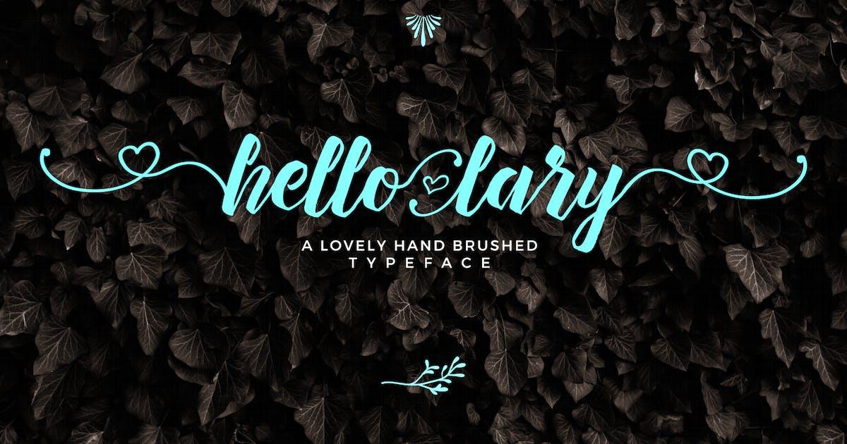 Download Hello Lary Font by yipianesia