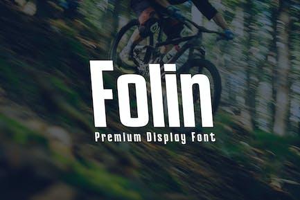 Folin - Fuente de visualización