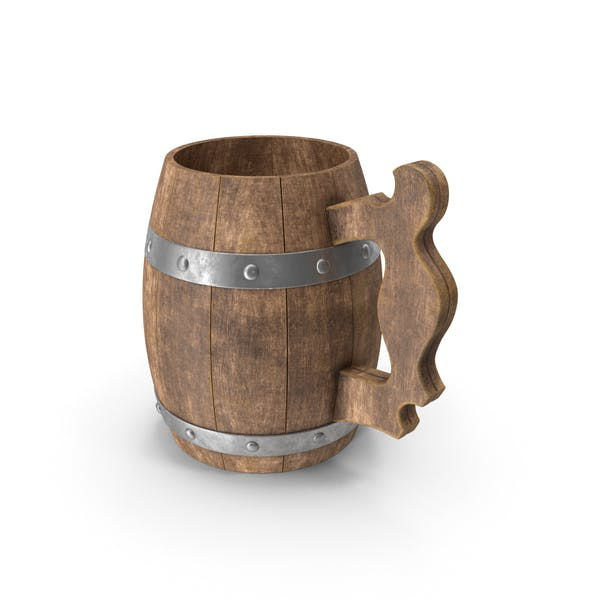 Thumbnail for Деревянная кривая чашки