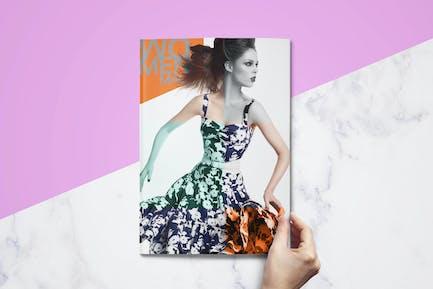 Stilvolles Magazin