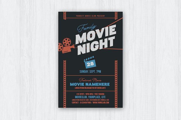 Movie Night / Movie Time