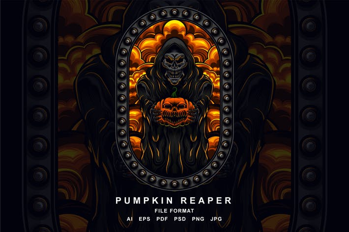 Thumbnail for Pumpkin Reaper