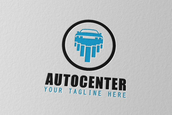 Thumbnail for Autocenter Logo