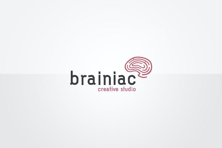 Thumbnail for Brain Logo Template