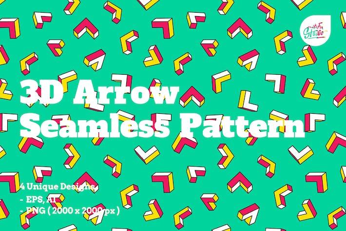 Thumbnail for 3D Flèche motifs sans couture