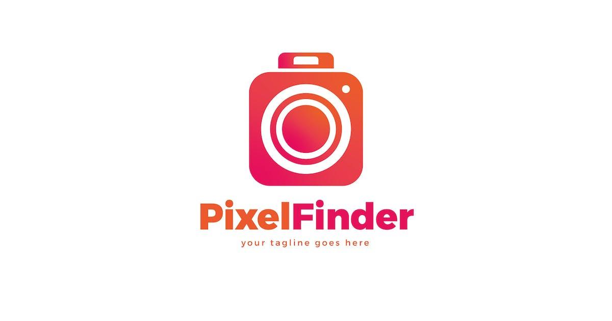 Download Pixel Finder Logo Template by Pixasquare