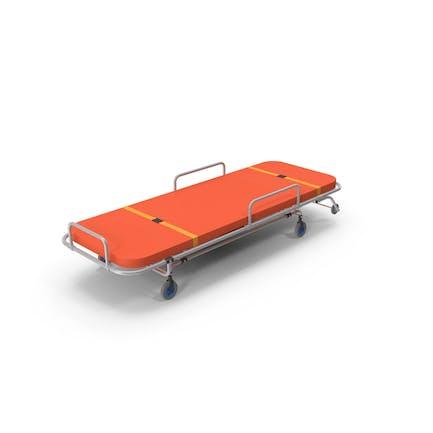 Krankenwagen Bett