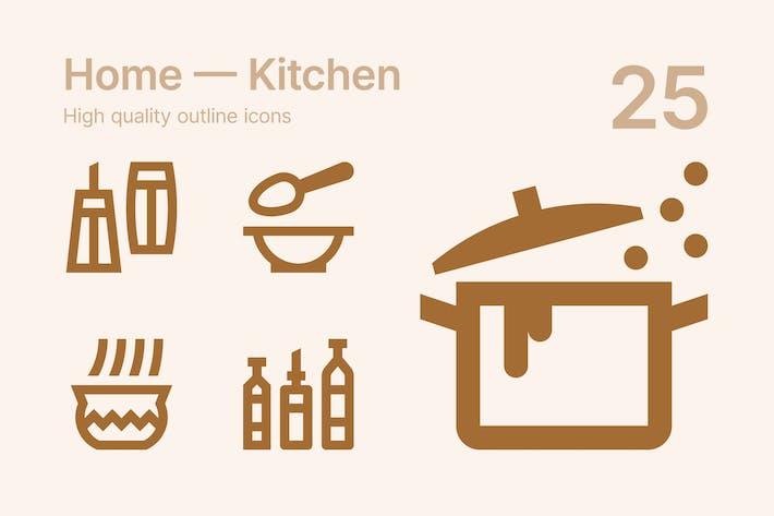 Thumbnail for Home — Kitchen, 2