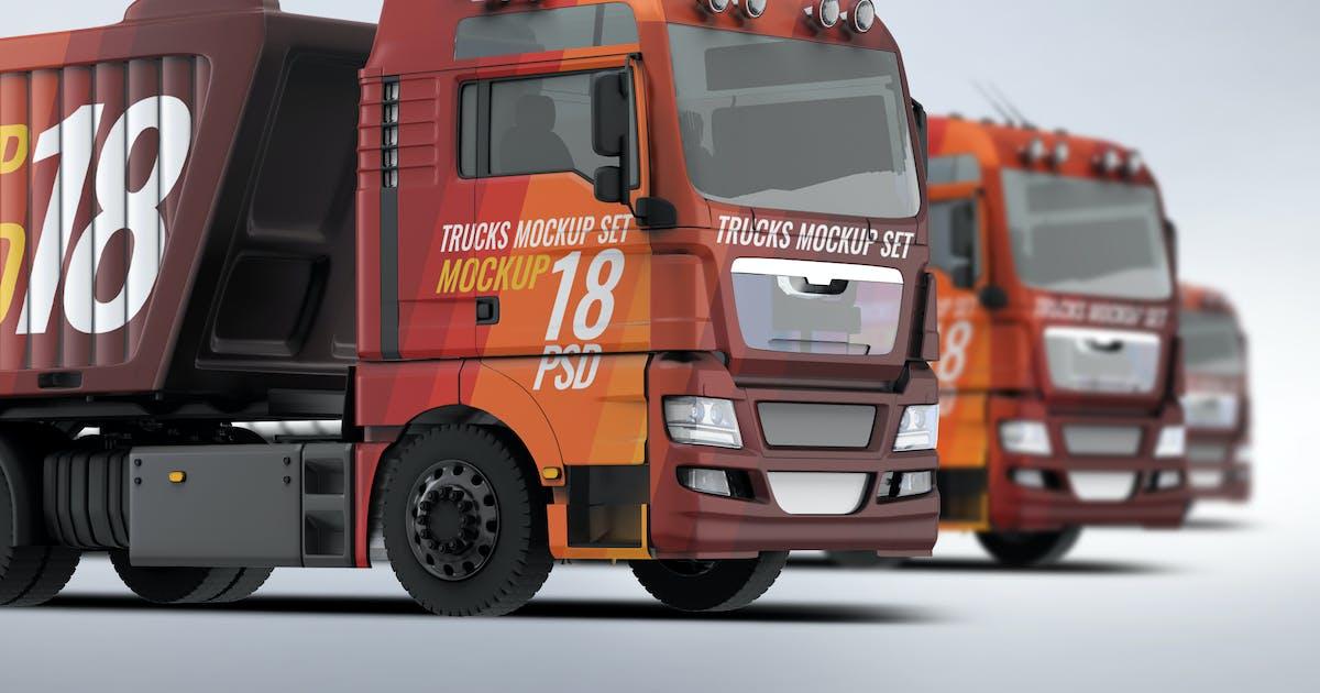 Download Trucks Mock-Up by L5Design
