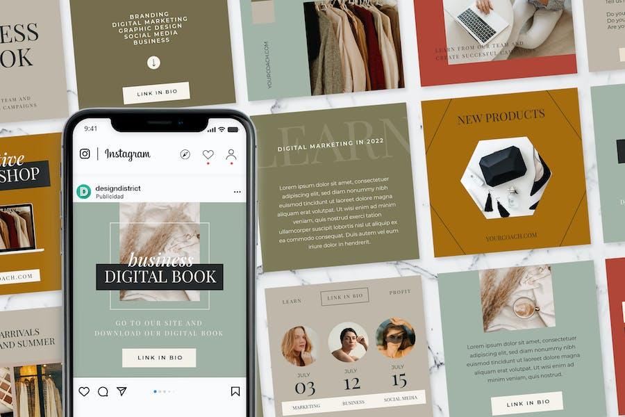 Fashion & Style - Instagram Kit