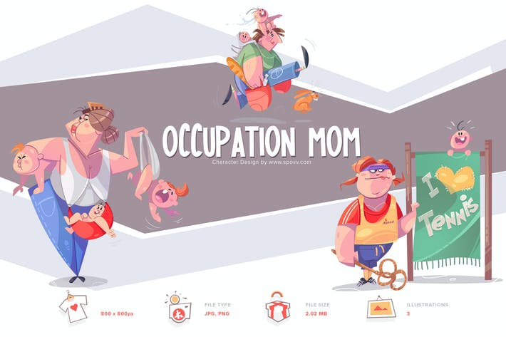 Thumbnail for Occupation Mom