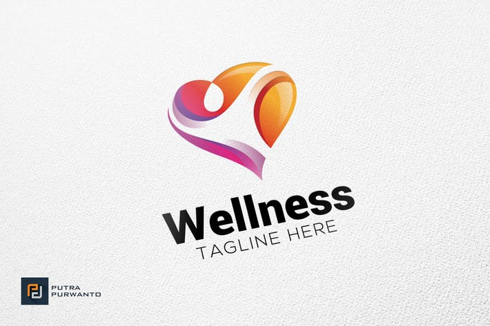 Thumbnail for Wellness - Logo Template