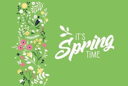 FrühlingsBanner