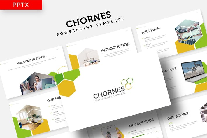 Thumbnail for Chornes - Power Point Template