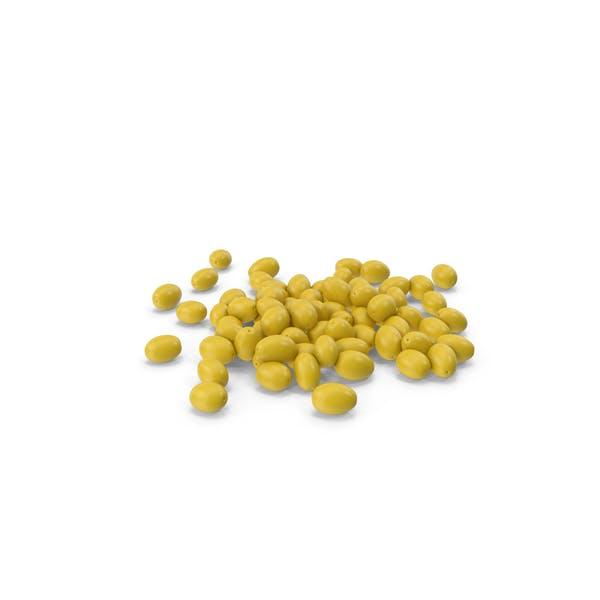 Pile Of Olives