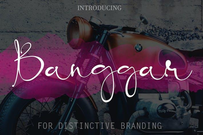 Thumbnail for Banggar - Fuente de firma