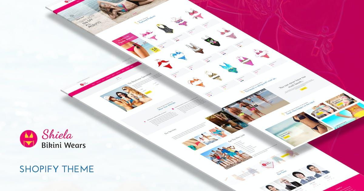 Download Sheila - Bikini Shopify Theme by BuddhaThemes