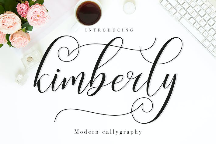 Thumbnail for Kimberly Script