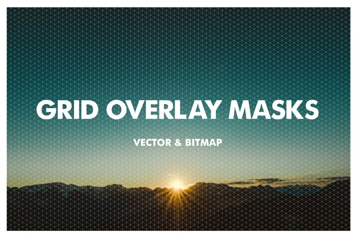Thumbnail for Grid Overlay Masks