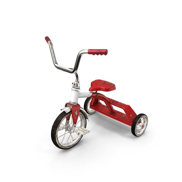 Dirty Vintage Tricycle
