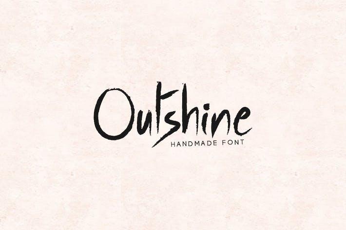Thumbnail for Outshine - Lujo/Fuente manuscrita