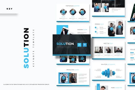 Solution - Keynote Template