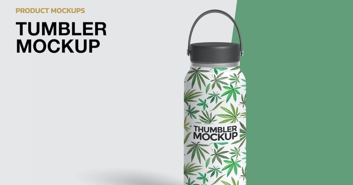 Download Tumbler - Mockup by graptailstudio