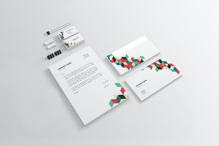 Thumbnail for Stationery Corporate Identity 001