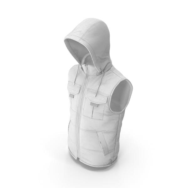Vest White