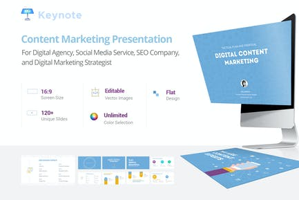 Content Marketing - Keynote Presentation