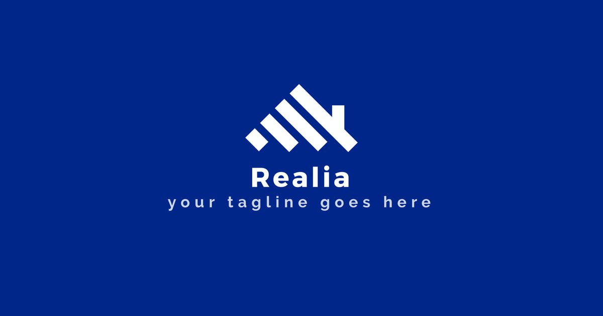 Download Realia - Real Estate Logo Template by ThemeWisdom