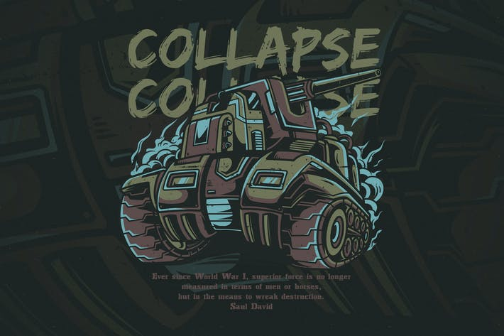 Cover Image For Collapse