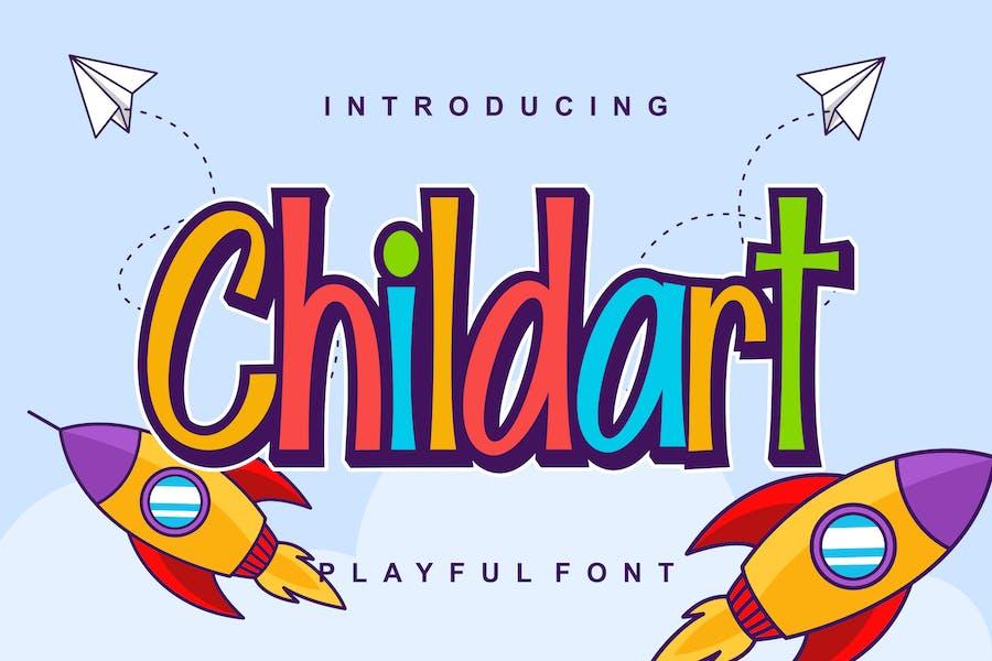 Childart Playful Kids Fuente