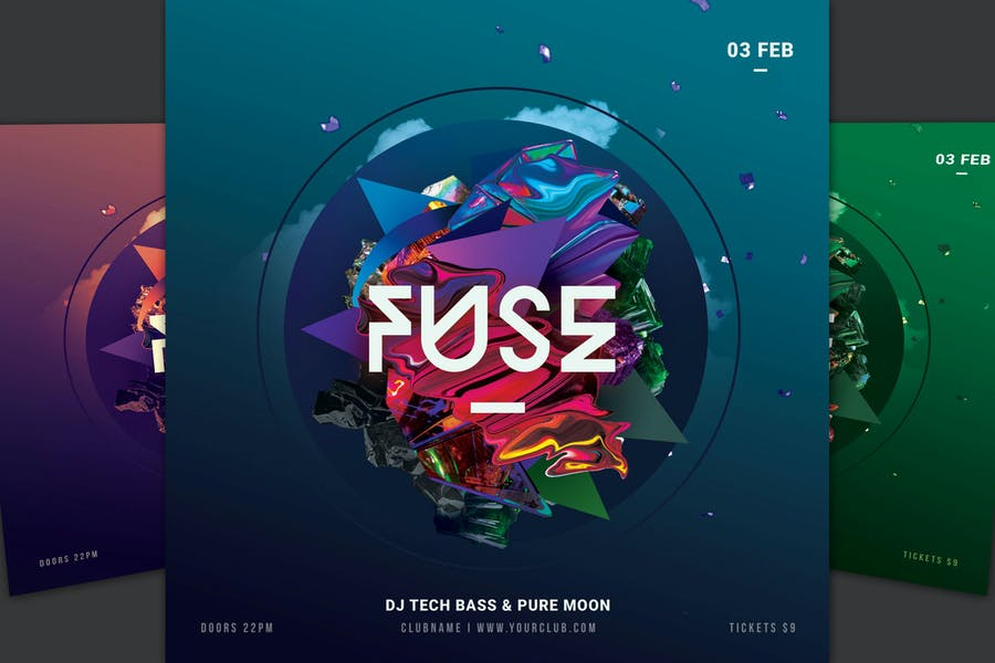 Fuse Flyer
