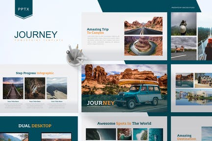 Journey -  Powerpoint Template