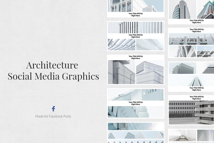 Thumbnail for Architecture Facebook Posts