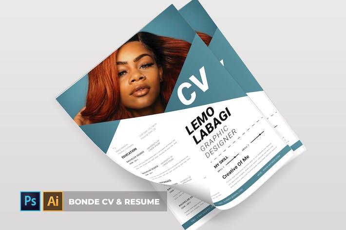 Bonde   CV & Resume