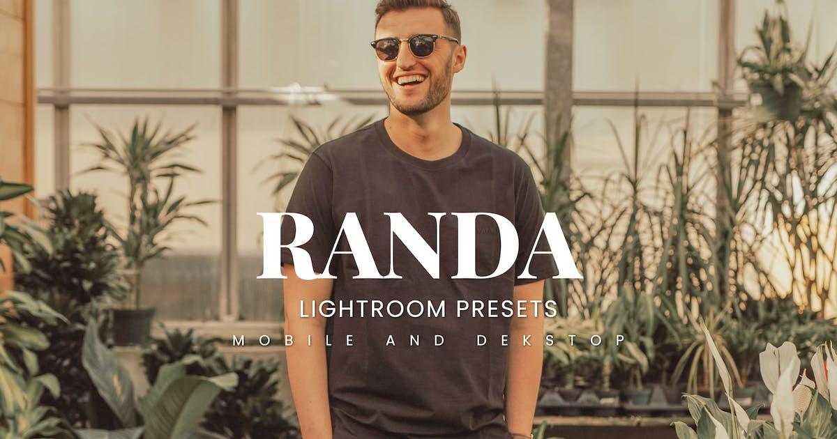 Download Randa Lightroom Presets Dekstop and Mobile by Artsyno