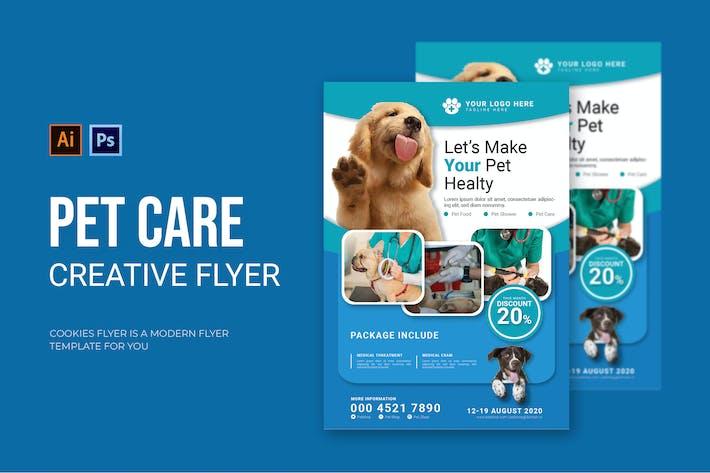Pet Care - Flyer