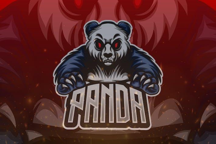 Thumbnail for Panda Sport and Epsort Logo Template