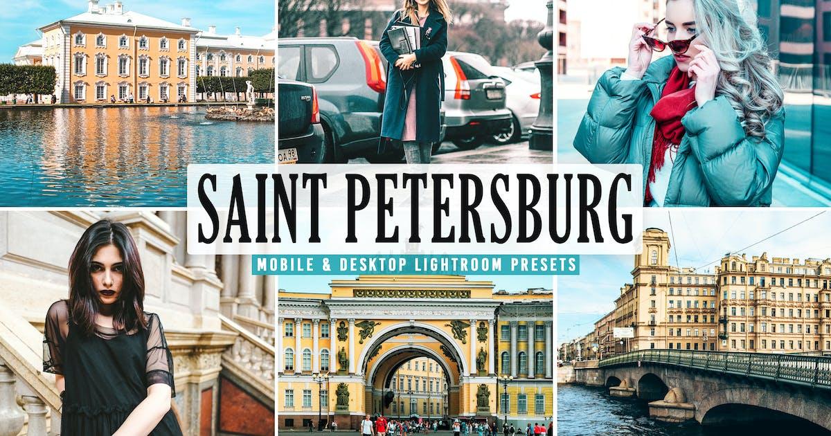 Download Saint Petersburg Mobile & Desktop Lightroom Preset by creativetacos