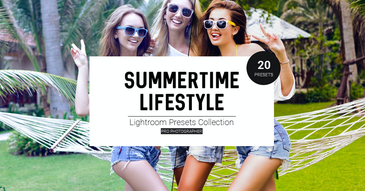 Summertime Lifestyle LR Presets by Temaphoto