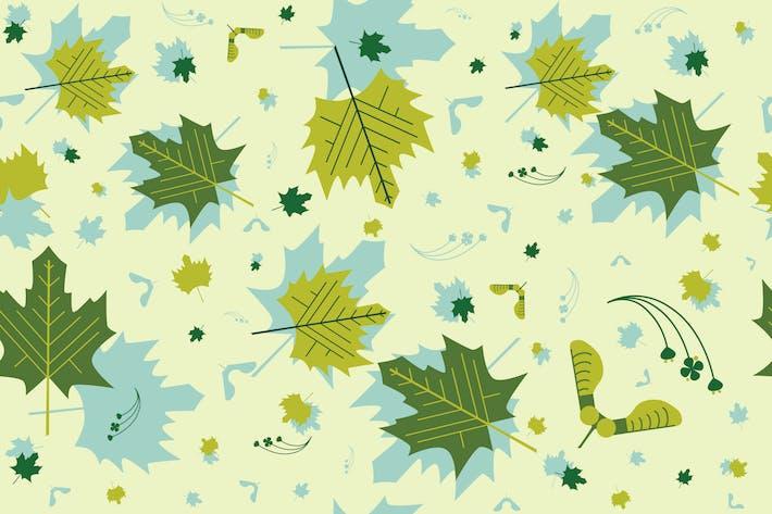 Thumbnail for Blätter Muster