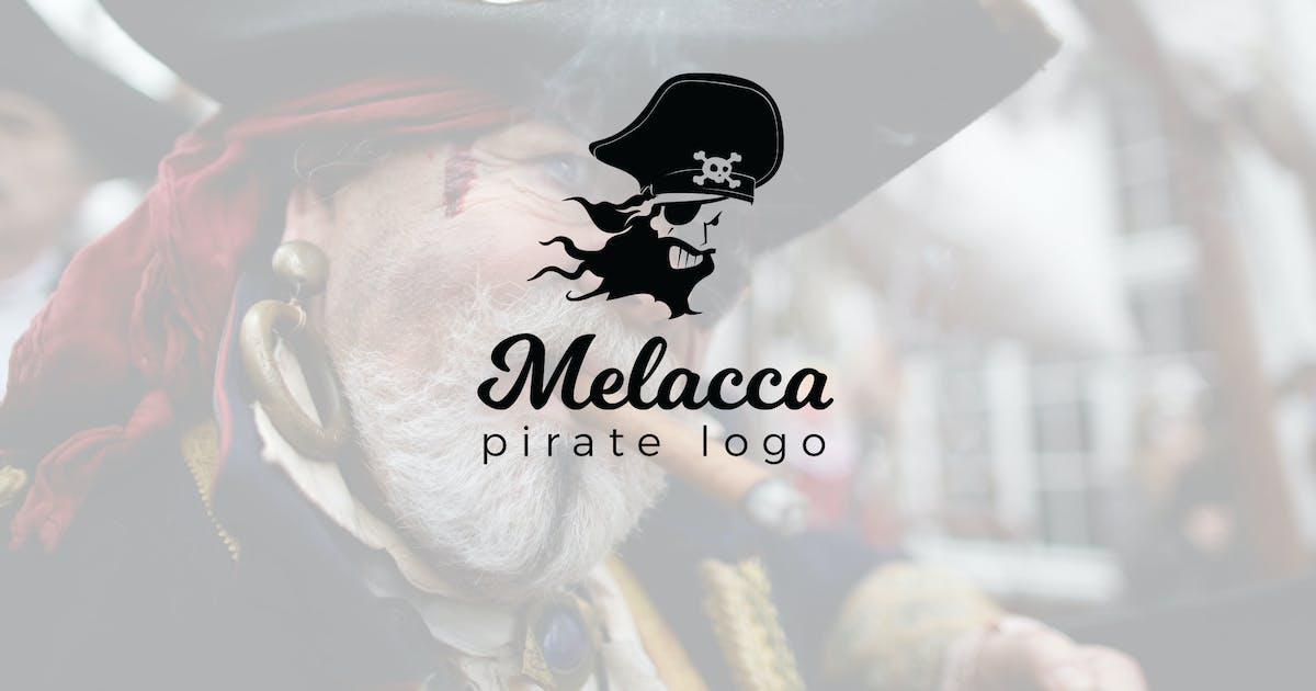 Download Melacca : Pirate Logo by punkl