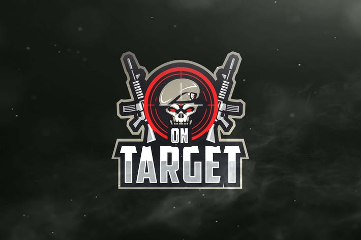 Thumbnail for On Target Sport and Esports Logos
